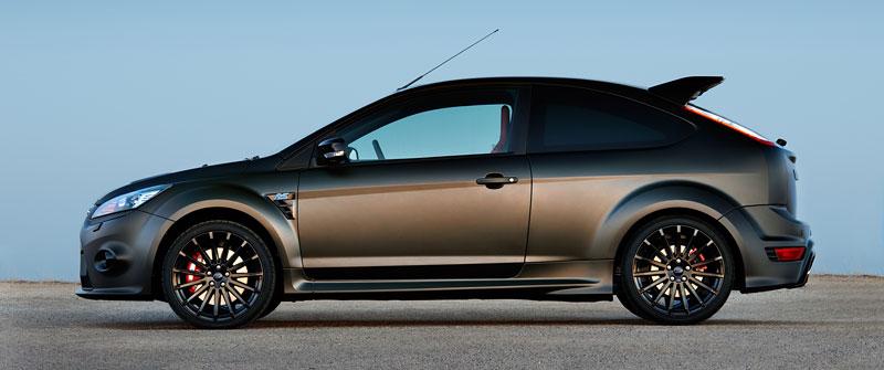 Ford Focus RS500: První vyrobený vůz míří do muzea: - fotka 14