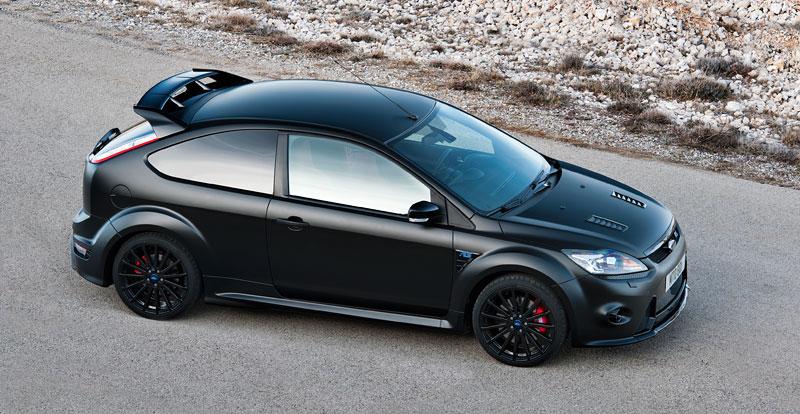 Ford Focus RS500: První vyrobený vůz míří do muzea: - fotka 15
