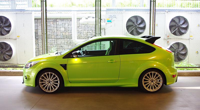 Ford Focus RS – namydlenej blesk: - fotka 33