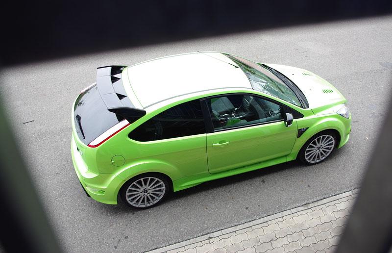 Ford Focus RS – namydlenej blesk: - fotka 34