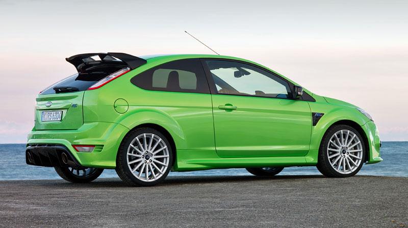 Ford Focus RS chystá útok na rekord Nordschleife: - fotka 9