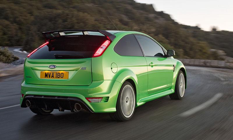 Ford Focus RS už má svou českou cenu: - fotka 43