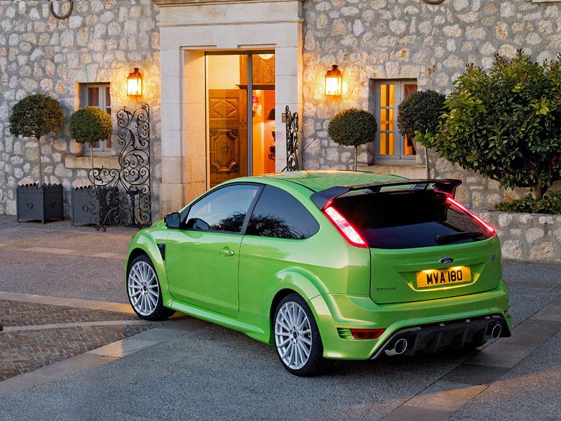 Ford Focus RS už má svou českou cenu: - fotka 44