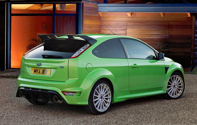 Ford Focus RS už má svou českou cenu: - fotka 45