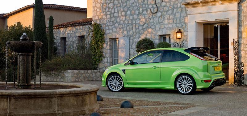 Ford Focus RS už má svou českou cenu: - fotka 46