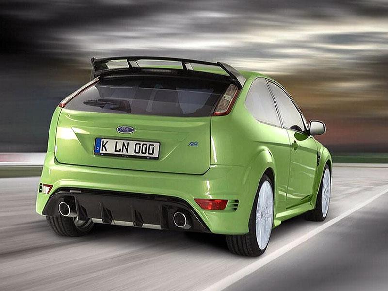 Ford Focus RS - věřte, nevěřte: - fotka 3