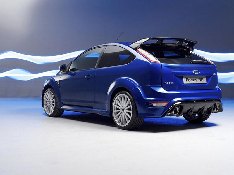 Ford Focus RS už má svou českou cenu: - fotka 48