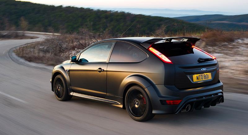 Ford Focus RS500: První vyrobený vůz míří do muzea: - fotka 17