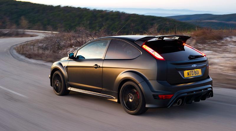 Ford Focus RS500: První vyrobený vůz míří do muzea: - fotka 19