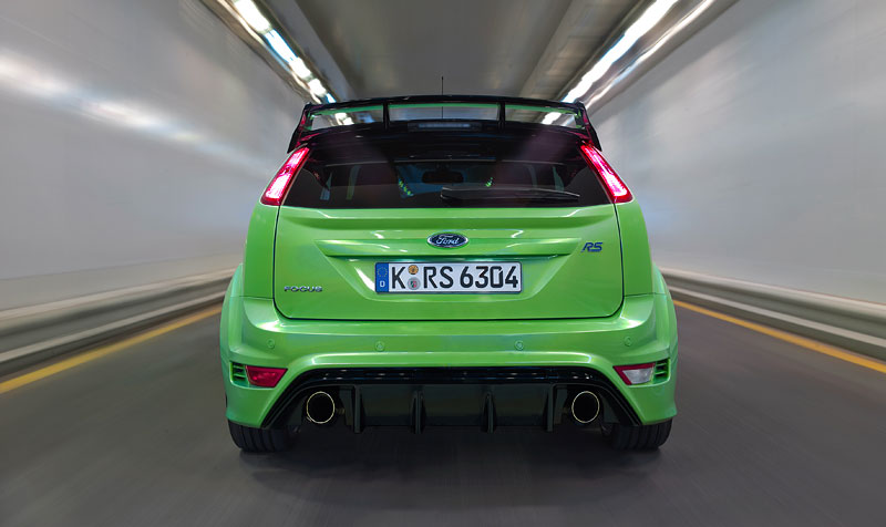 Ford Focus RS chystá útok na rekord Nordschleife: - fotka 11