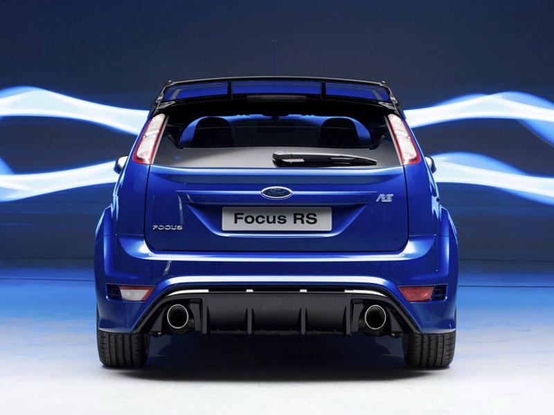 Ford Focus RS už má svou českou cenu: - fotka 49