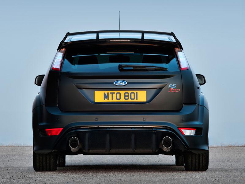 Ford Focus RS500: První vyrobený vůz míří do muzea: - fotka 20