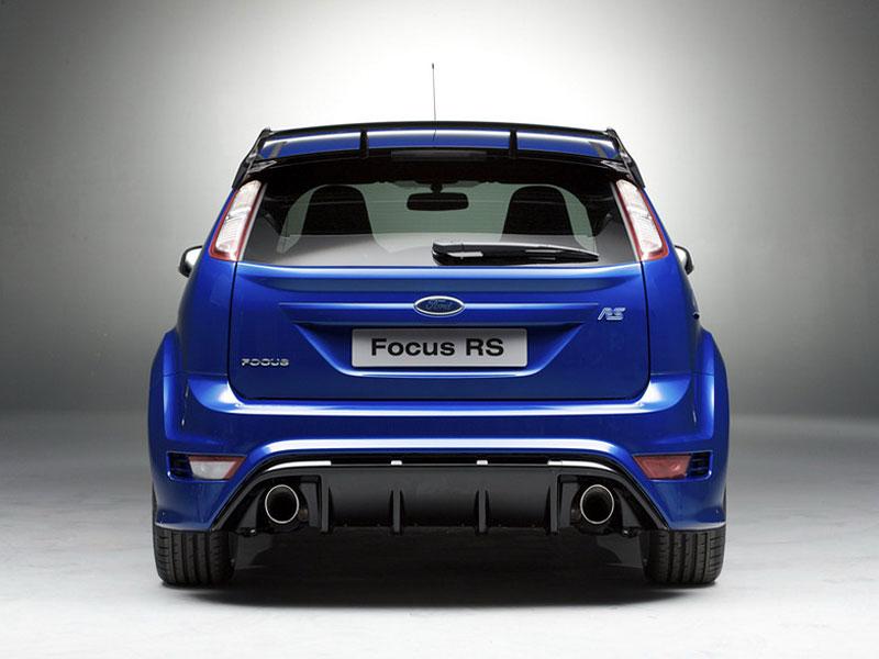Ford Focus RS už má svou českou cenu: - fotka 51