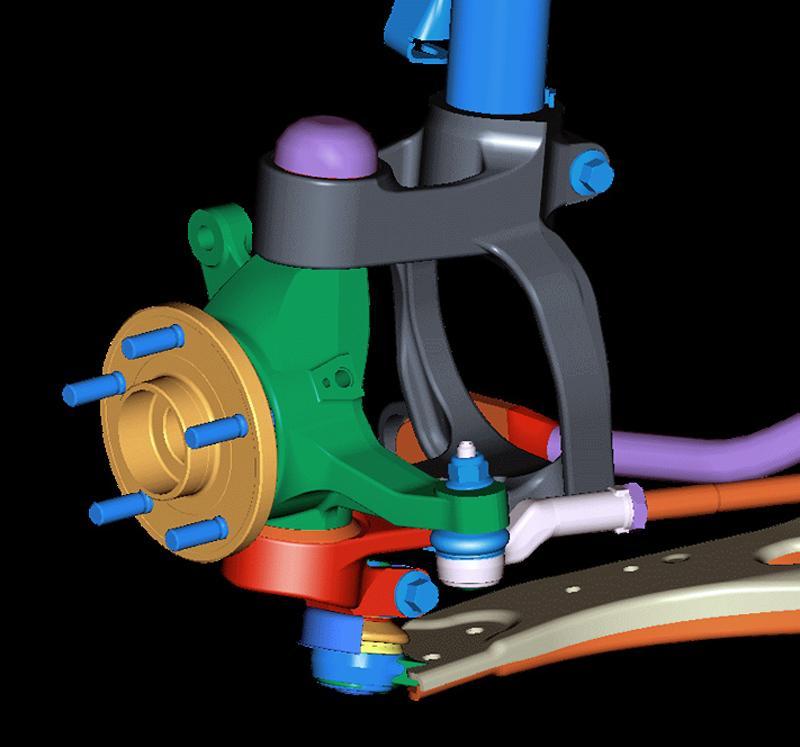 Bude mít příští Ford Focus RS hybridní pohon?: - fotka 75