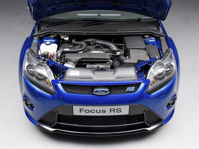 Ford Focus RS už má svou českou cenu: - fotka 52
