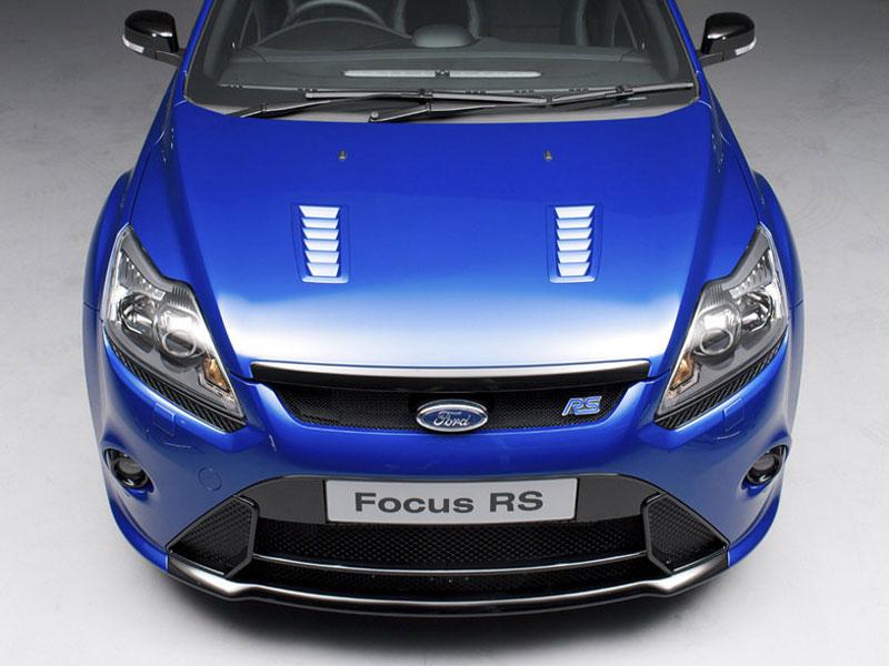 Ford Focus RS už má svou českou cenu: - fotka 59
