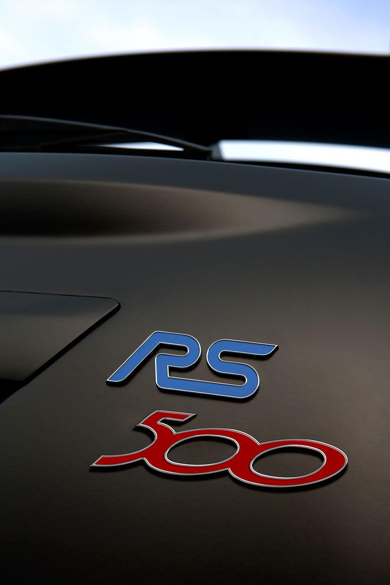 Ford Focus RS500: První vyrobený vůz míří do muzea: - fotka 23