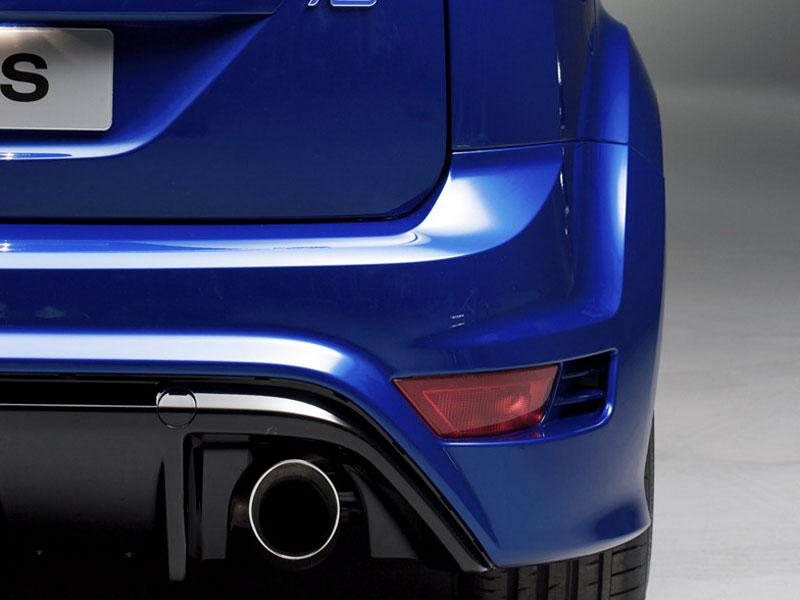 Ford Focus RS už má svou českou cenu: - fotka 67