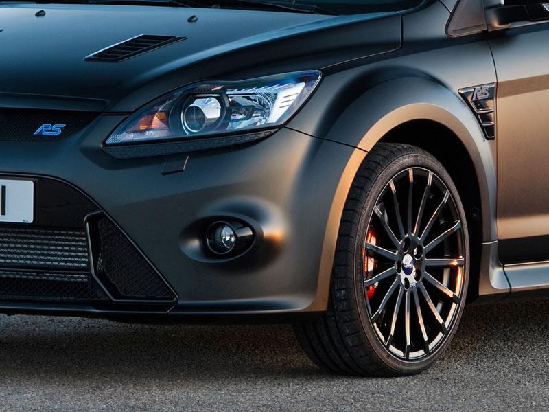 Ford Focus RS500: První vyrobený vůz míří do muzea: - fotka 24