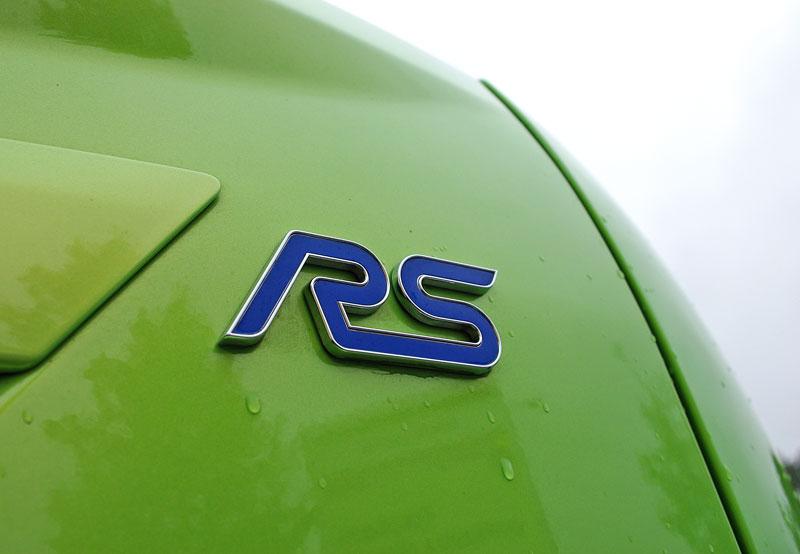 Ford Focus RS – namydlenej blesk: - fotka 59
