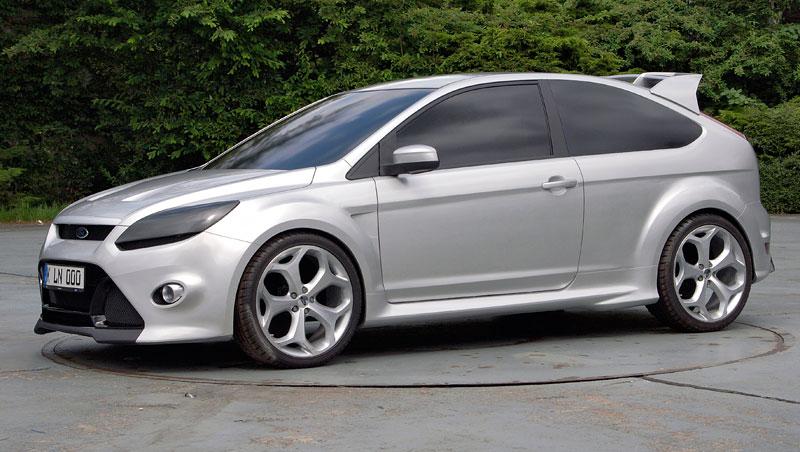 Ford Focus RS už má svou českou cenu: - fotka 77