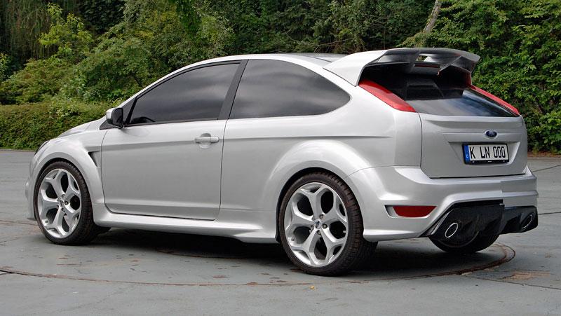 Ford Focus RS už má svou českou cenu: - fotka 78