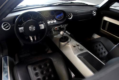 Ford GT: předsériový supersport Steva Saleena v aukci: - fotka 1