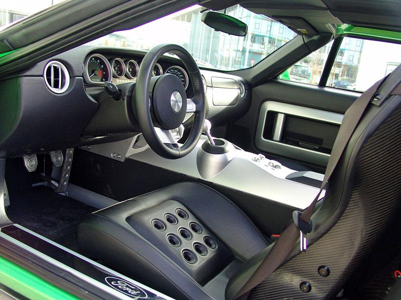 Ford GT Geiger HP790: zelená střela z Německa: - fotka 1