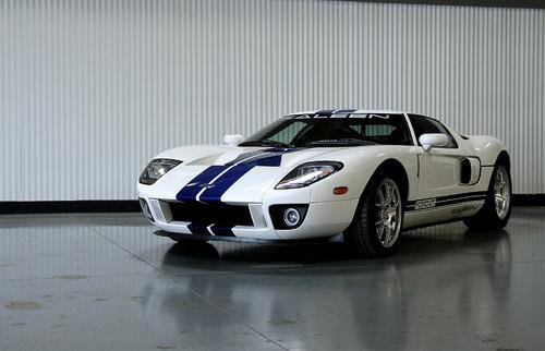 Ford GT: předsériový supersport Steva Saleena v aukci: - fotka 3