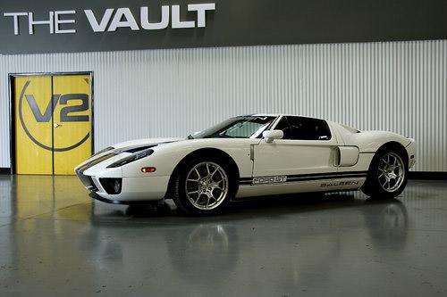 Ford GT: předsériový supersport Steva Saleena v aukci: - fotka 4