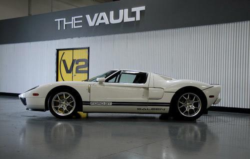 Ford GT: předsériový supersport Steva Saleena v aukci: - fotka 5