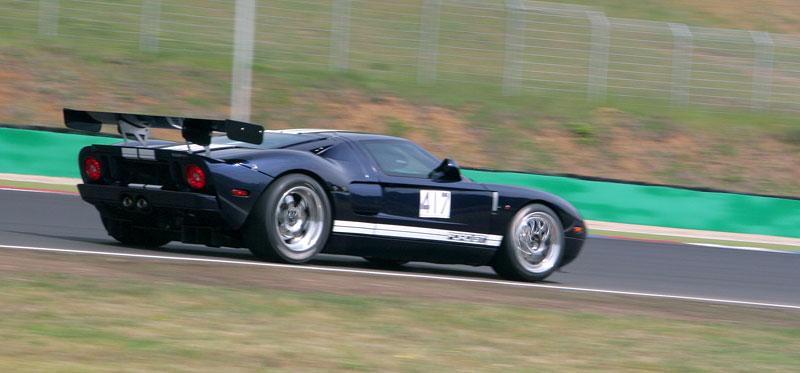 Klub sportovních aut pokřtil asfalt Automotodromu Brno: - fotka 45