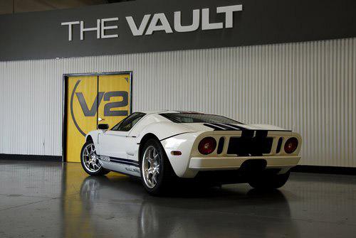 Ford GT: předsériový supersport Steva Saleena v aukci: - fotka 6