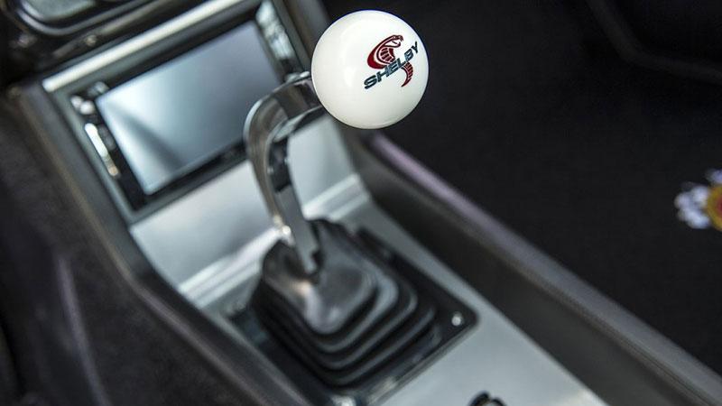 """Shelby GT500CR představuje speciální odstín """"Blurple"""": - fotka 3"""