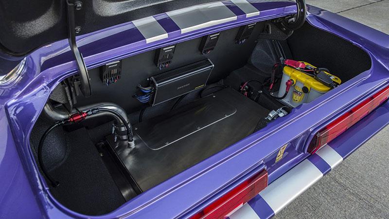 """Shelby GT500CR představuje speciální odstín """"Blurple"""": - fotka 8"""
