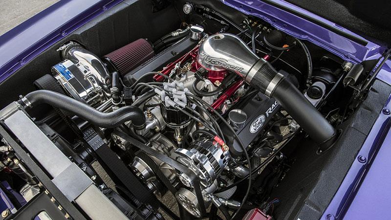 """Shelby GT500CR představuje speciální odstín """"Blurple"""": - fotka 9"""