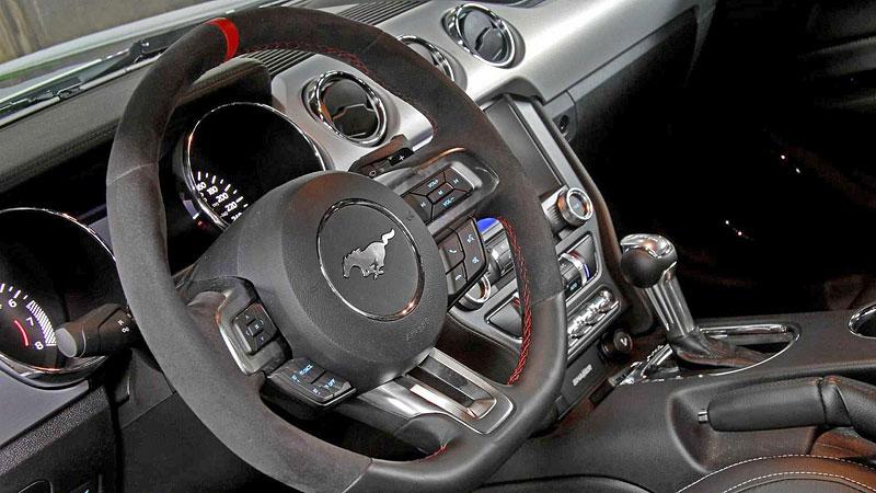 Schropp Tuning SF600R je pořádně ostrý Ford Mustang: - fotka 1