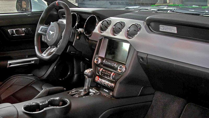 Schropp Tuning SF600R je pořádně ostrý Ford Mustang: - fotka 2
