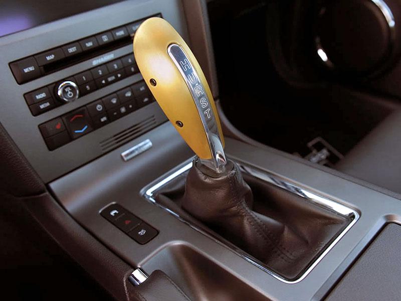 Ford Mustang po zásahu Hurst Performance Vehicles: - fotka 4