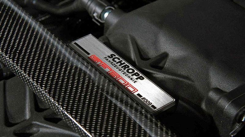 Schropp Tuning SF600R je pořádně ostrý Ford Mustang: - fotka 3