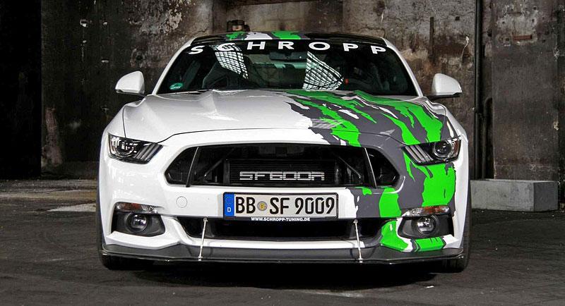Schropp Tuning SF600R je pořádně ostrý Ford Mustang: - fotka 4