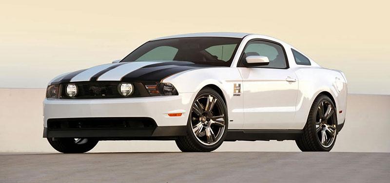 Ford Mustang po zásahu Hurst Performance Vehicles: - fotka 10