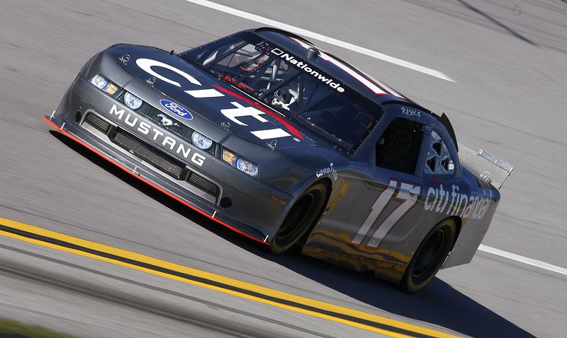 Ford Mustang: speciály pro NASCAR Nationwide Series odhaleny: - fotka 2
