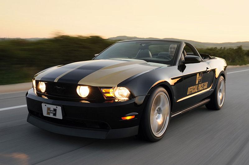 Hurst Ford Racing Mustang Challenge Pace Car pro boj s rakovinou: - fotka 9