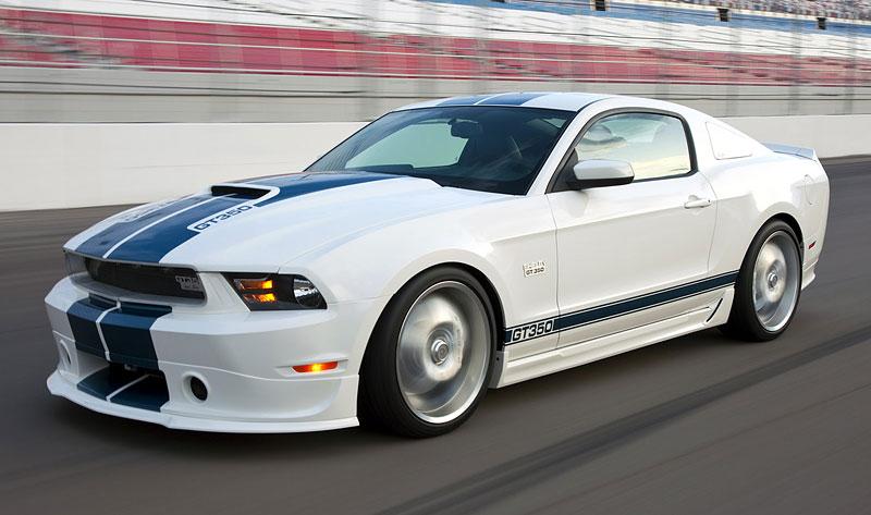 Shelby 350GT Mustang: finální specifikace pro rok 2011: - fotka 9