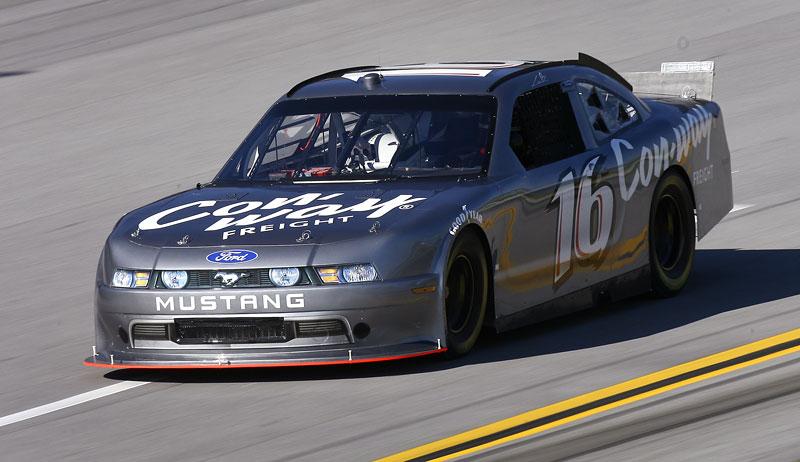 Ford Mustang: speciály pro NASCAR Nationwide Series odhaleny: - fotka 3