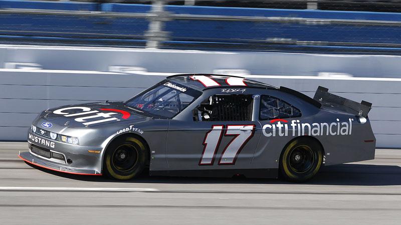 Ford Mustang: speciály pro NASCAR Nationwide Series odhaleny: - fotka 5