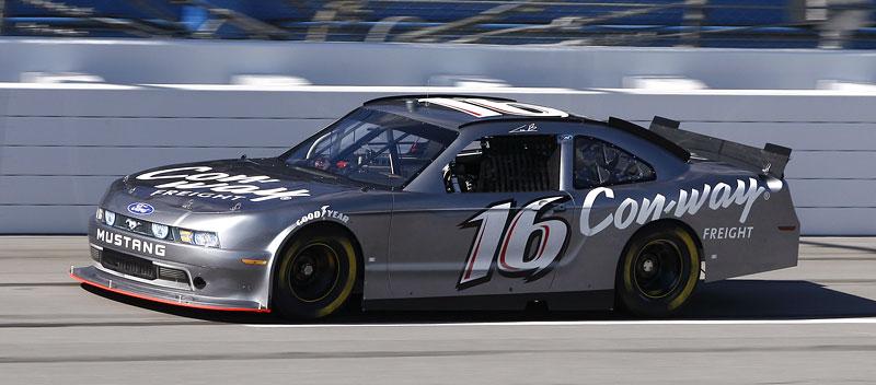 Ford Mustang: speciály pro NASCAR Nationwide Series odhaleny: - fotka 6