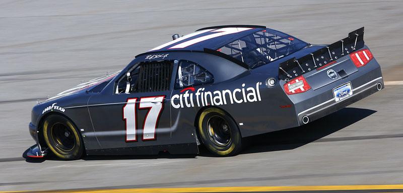 Ford Mustang: speciály pro NASCAR Nationwide Series odhaleny: - fotka 7
