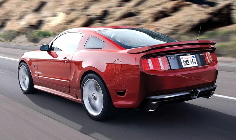 SMS 460 Mustang: Steve Saleen má stále co nabídnout (nové foto): - fotka 21